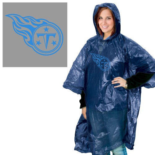 Tennessee Titans Rain Poncho