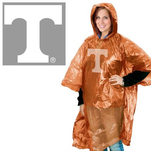 Tennessee Volunteers Rain Poncho