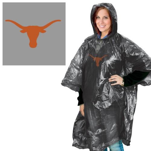 Texas Longhorns Rain Poncho