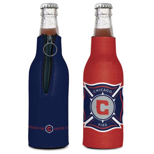 Chicago Fire Bottle Cooler Special Order