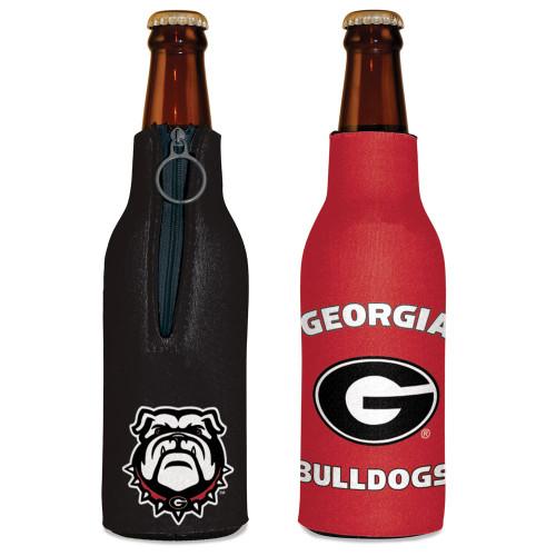 Georgia Bulldogs Bottle Cooler