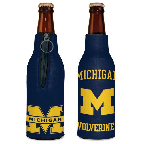 Michigan Wolverines Bottle Cooler