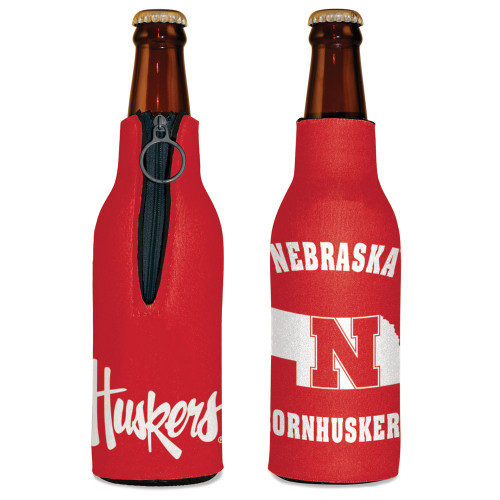Nebraska Cornhuskers Bottle Cooler