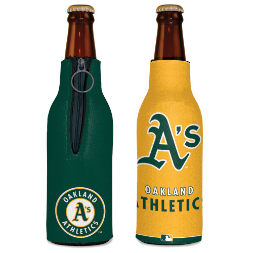 Oakland Athletics Bottle Cooler