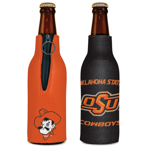 Oklahoma State Cowboys Bottle Cooler