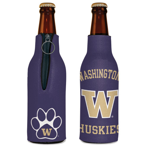 Washington Huskies Bottle Cooler Special Order