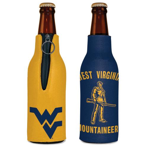 West Virginia Mountaineers Bottle Cooler