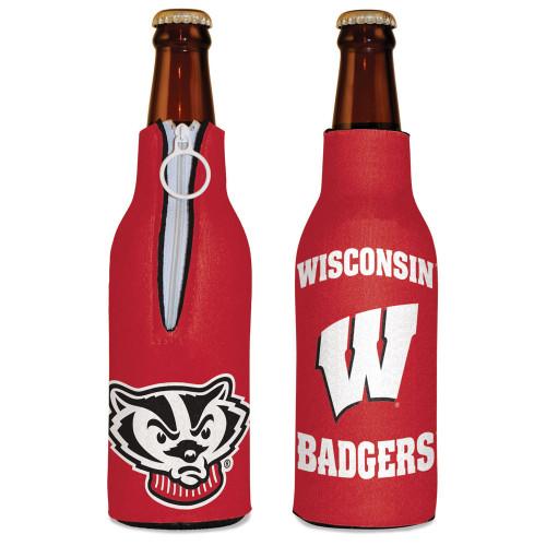 Wisconsin Badgers Bottle Cooler