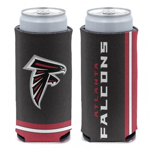 Atlanta Falcons Can Cooler Slim Can Design Special Order