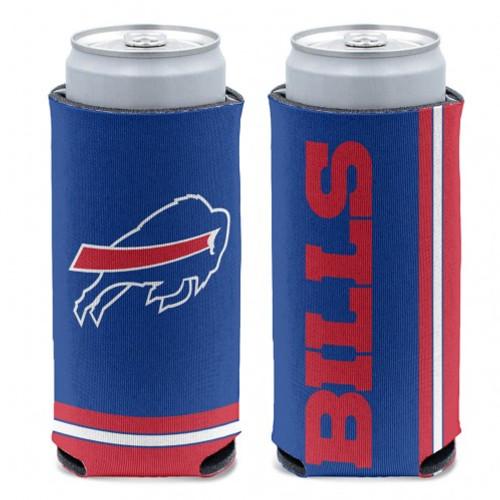 Buffalo Bills Can Cooler Slim Can Design