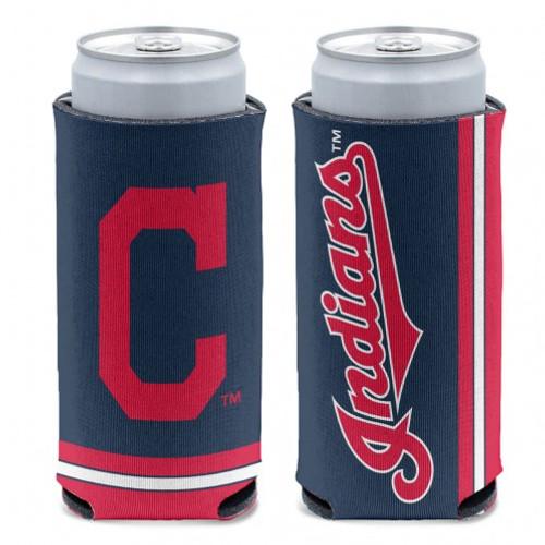 Cleveland Indians Can Cooler Slim Can Design Special Order