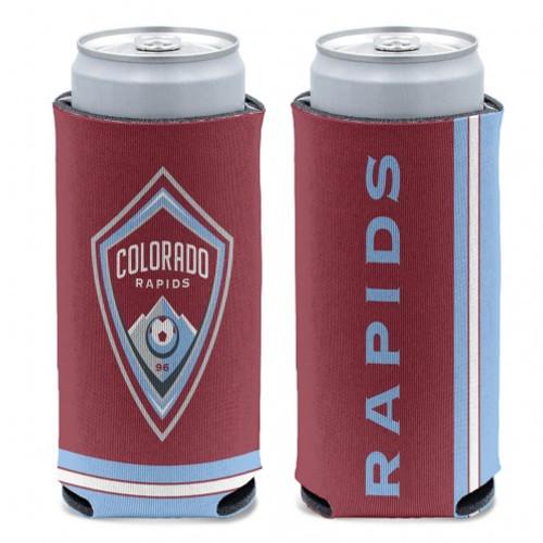 Colorado Rapids Can Cooler Slim Can Design Special Order