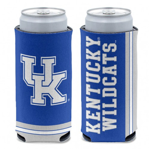 Kentucky Wildcats Can Cooler Slim Can Design Special Order