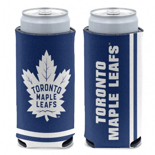 Toronto Maple Leafs Can Cooler Slim Can Design Special Order