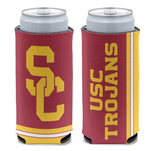 USC Trojans Can Cooler Slim Can Design Special Order