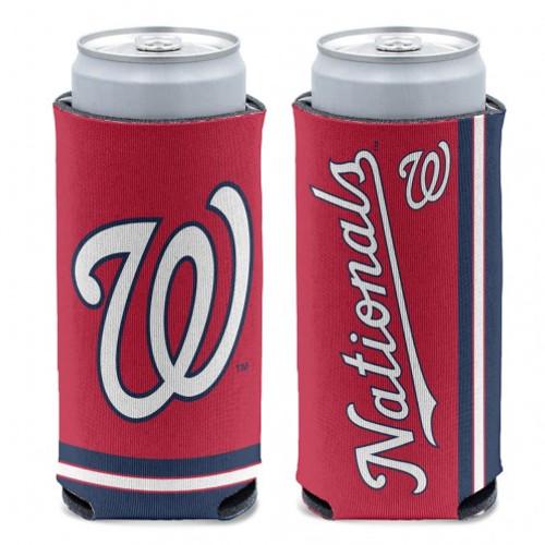 Washington Nationals Can Cooler Slim Can Design Special Order