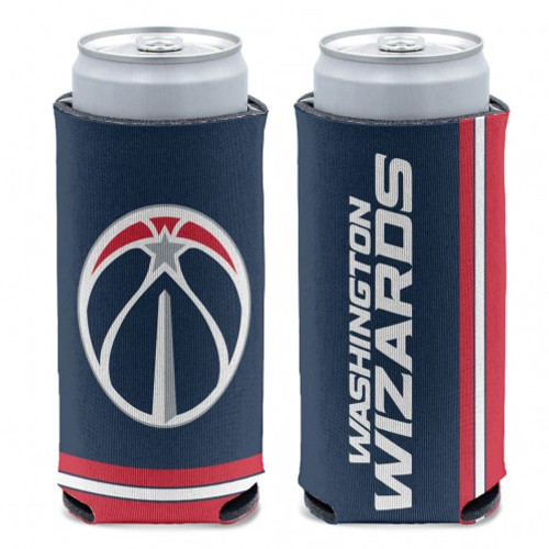 Washington Wizards Can Cooler Slim Can Design Special Order