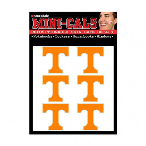 Tennessee Volunteers Tattoo Face Cals