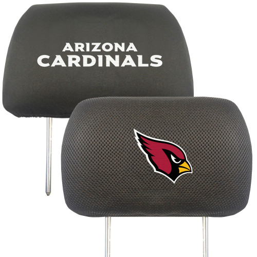 Arizona Cardinals Headrest Covers FanMats