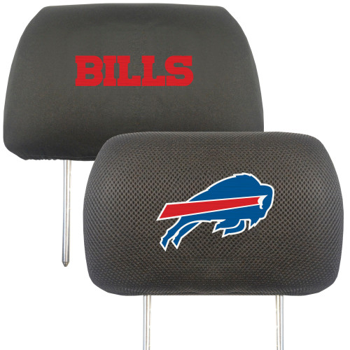 Buffalo Bills Headrest Covers FanMats