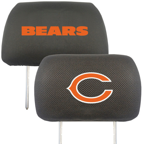 Chicago Bears Headrest Covers FanMats