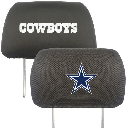 Dallas Cowboys Headrest Covers FanMats
