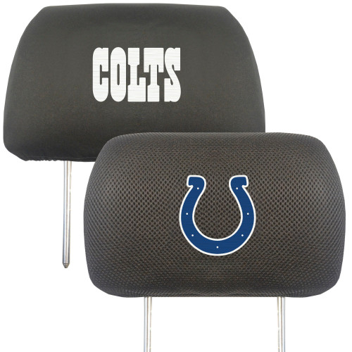Indianapolis Colts Headrest Covers FanMats