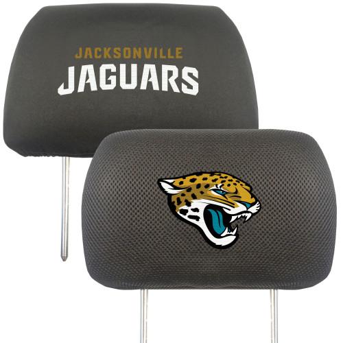 Jacksonville Jaguars Headrest Covers FanMats