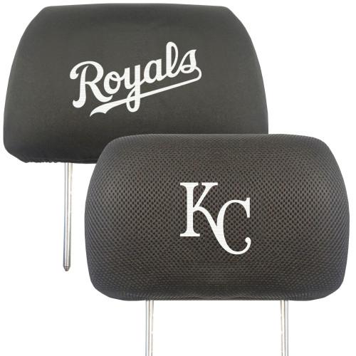 Kansas City Royals Headrest Covers FanMats