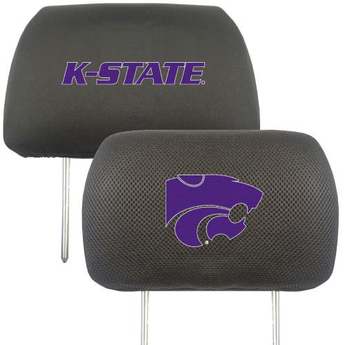 Kansas State Wildcats Headrest Covers FanMats