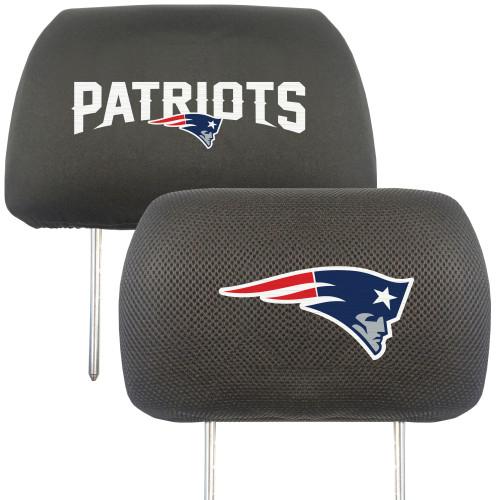 New England Patriots Headrest Covers FanMats