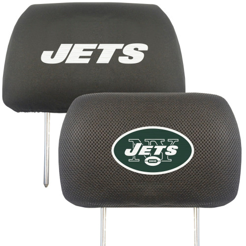 New York Jets Headrest Covers FanMats
