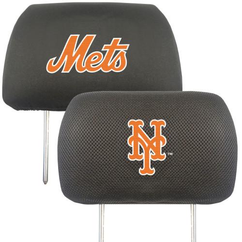 New York Mets Headrest Covers FanMats