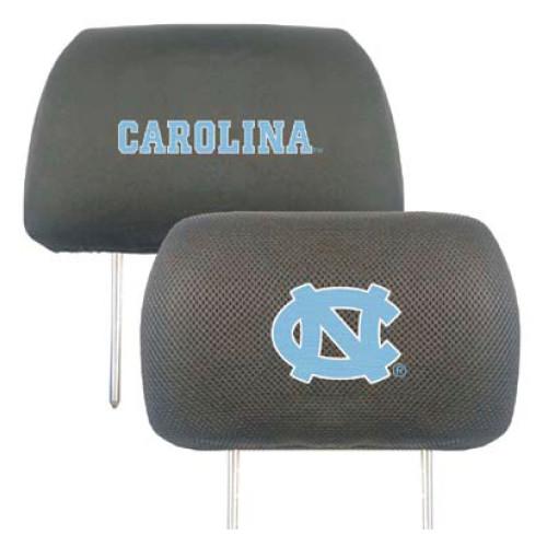 North Carolina Tar Heels Headrest Covers FanMats