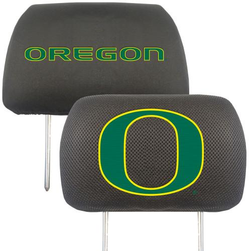Oregon Ducks Headrest Covers FanMats