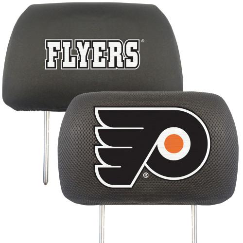 Philadelphia Flyers Headrest Covers FanMats Special Order