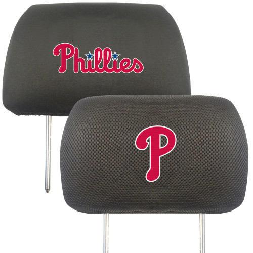 Philadelphia Phillies Headrest Covers FanMats