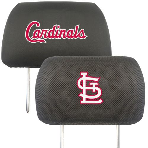 St. Louis Cardinals Headrest Covers FanMats
