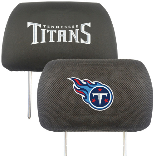 Tennessee Titans Headrest Covers FanMats