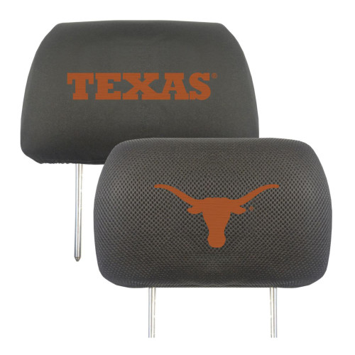 Texas Longhorns Headrest Covers FanMats