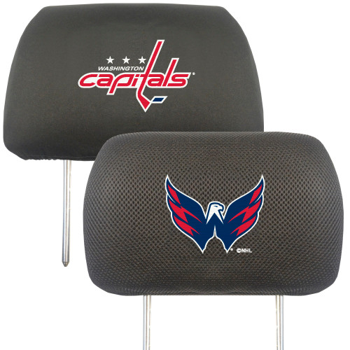Washington Capitals Headrest Covers FanMats