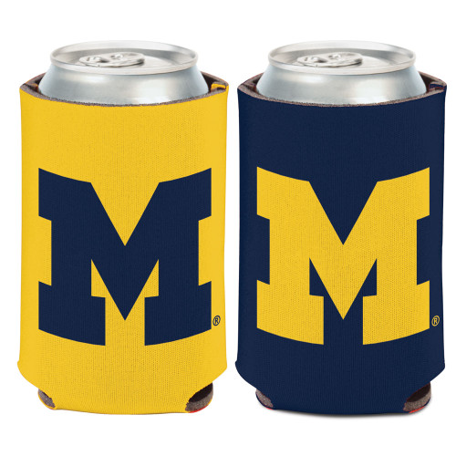 Michigan Wolverines Can Cooler