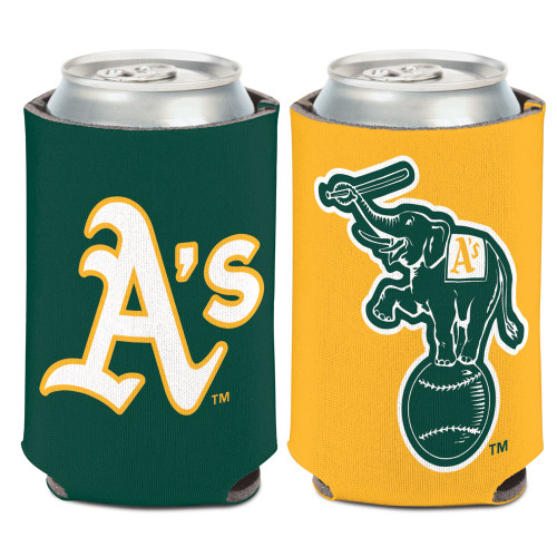 Oakland Athletics Can Cooler