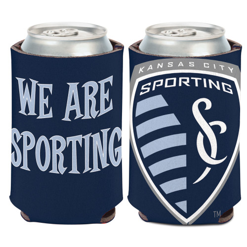 Sporting Kansas City Can Cooler Special Order