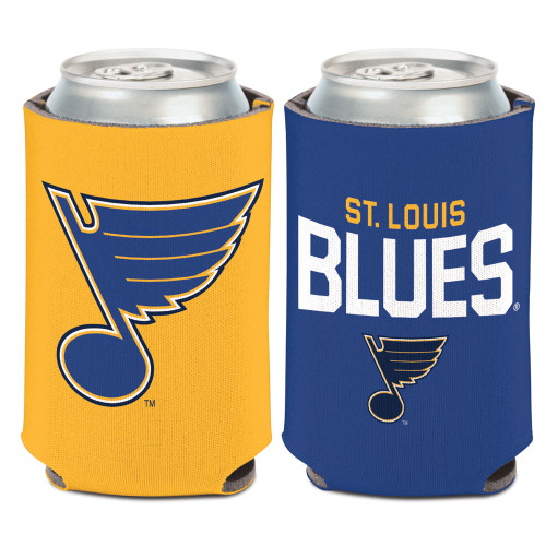 St. Louis Blues Can Cooler Special Order