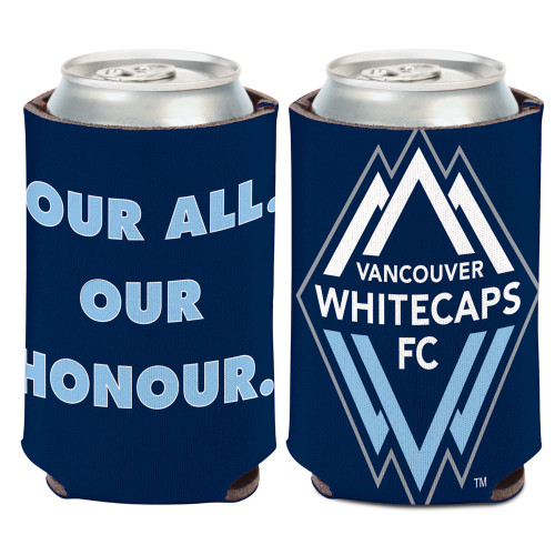Vancounver Whitecaps Can Cooler Special Order