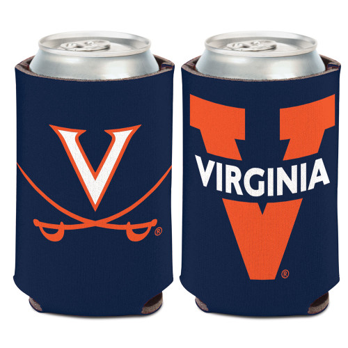 Virginia Cavaliers Can Cooler Special Order