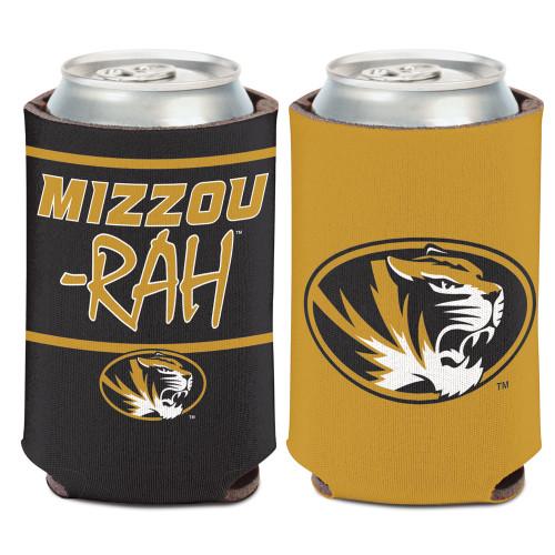 Missouri Tigers Can Cooler Slogan Design Special Order