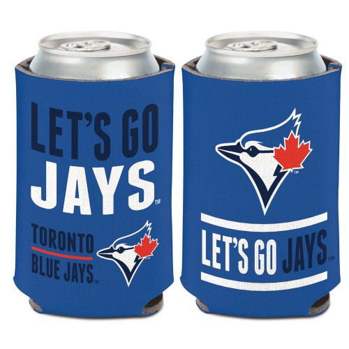 Toronto Blue Jays Can Cooler Slogan Design Special Order