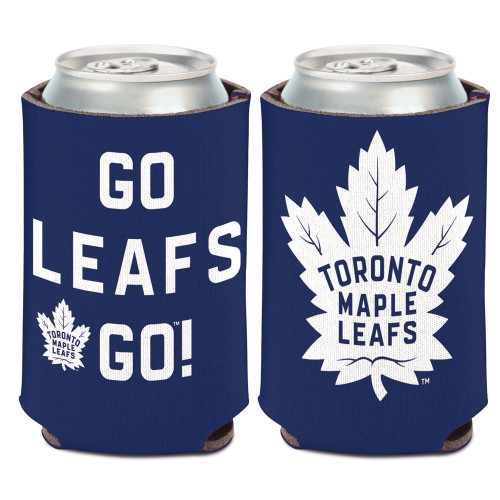 Toronto Maple Leafs Can Cooler Slogan Design Special Order